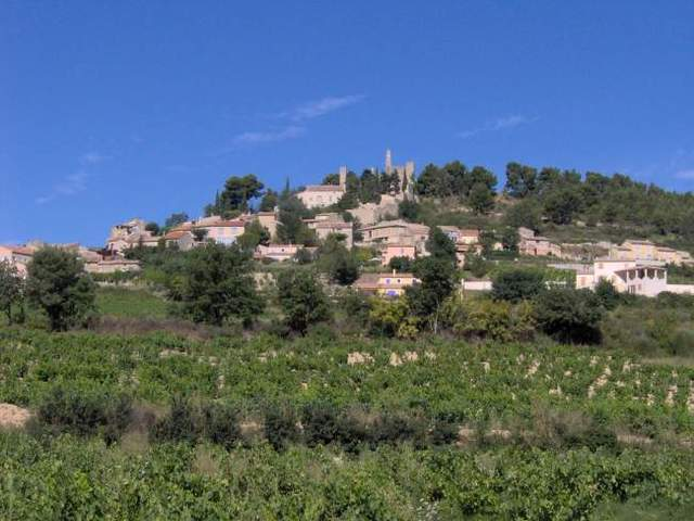 rasteau-village